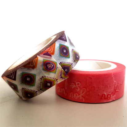 Washi-Tape 15mm / 10m