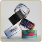PP-Klebeband, Acryl, leise abrollend, 2-farbig